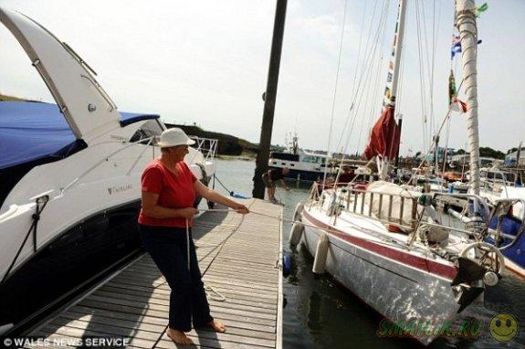 Долгое путешествие  на яхте Клайва и Джейн Грин