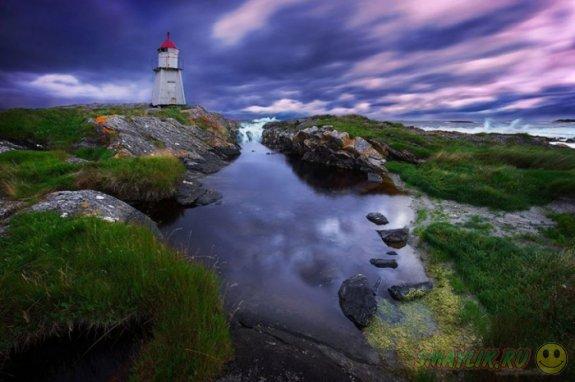 Красивые и овеянные  романтикой маяки
