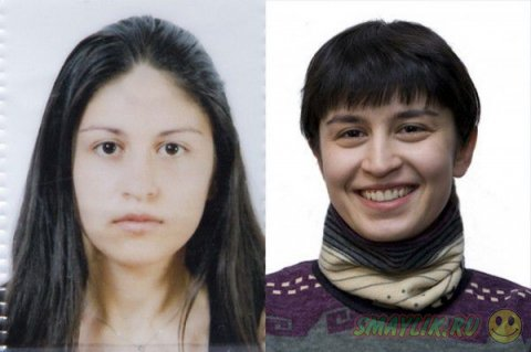 Необычный проект - «Паспорт и реальность»