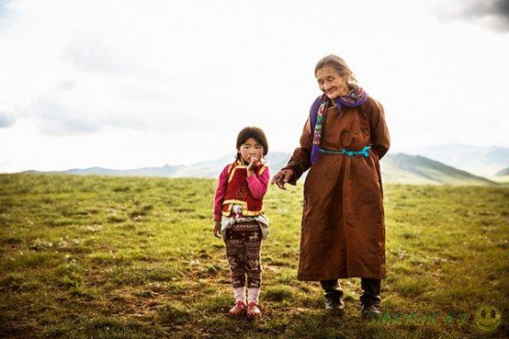 Жизнь монгольских племен в фотографиях Брайана Ходжеса