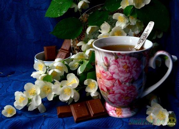 В Италии будут производить шоколад с ароматом жасмина