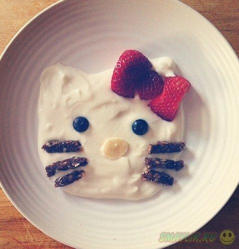 Необычные вкусности  для малышей