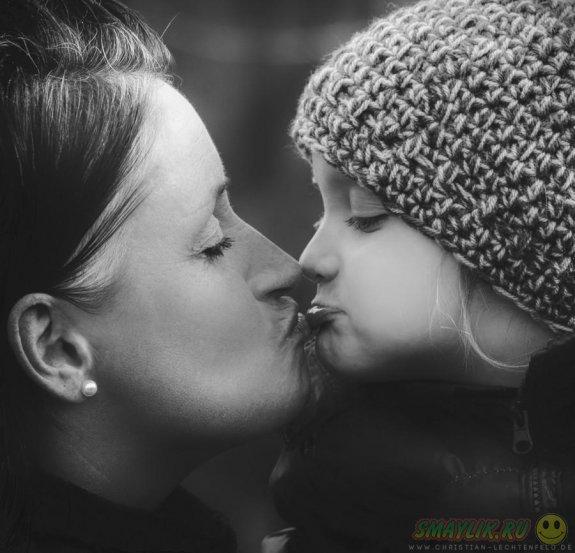 Мамина любовь безгранична
