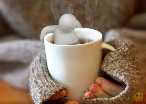 Самые необычные ситечки для чая