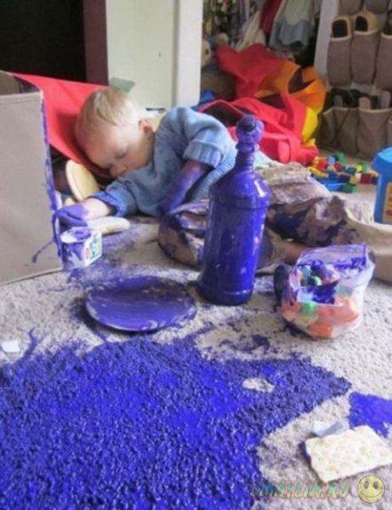 Растить детей - это весело