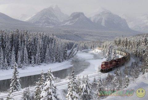 Самые впечатляющие фотографии января 2015 года