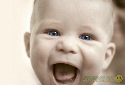 Трогательные фотографии детей
