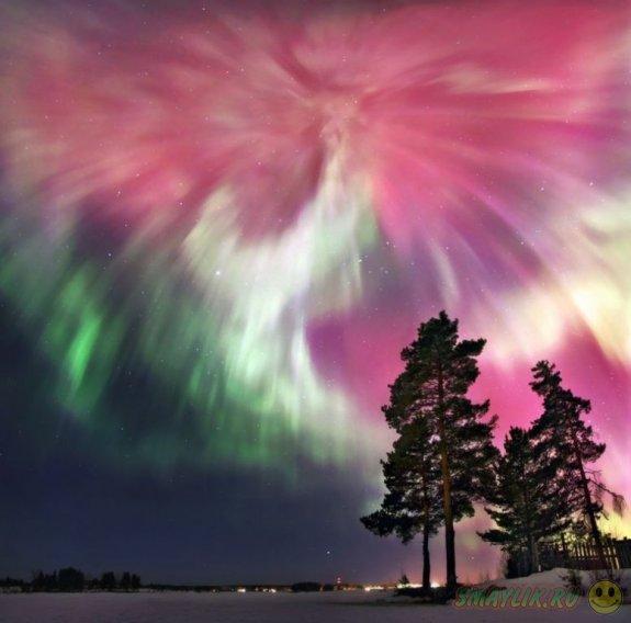 Яркие фотографии природы за март 2015 от National Geographic