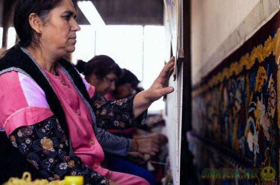 Женщины со всего мира за работой