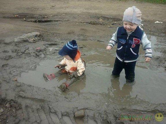 Настоящее счастливое детство